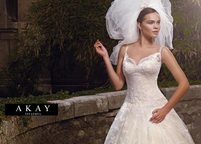 Akay Wedding Dresses Collection