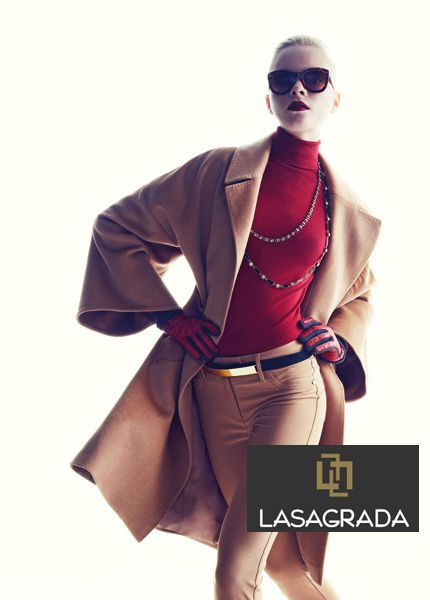 Lasagrada - Poltademir Textile Ltd.  Collection Fall/Winter 2012