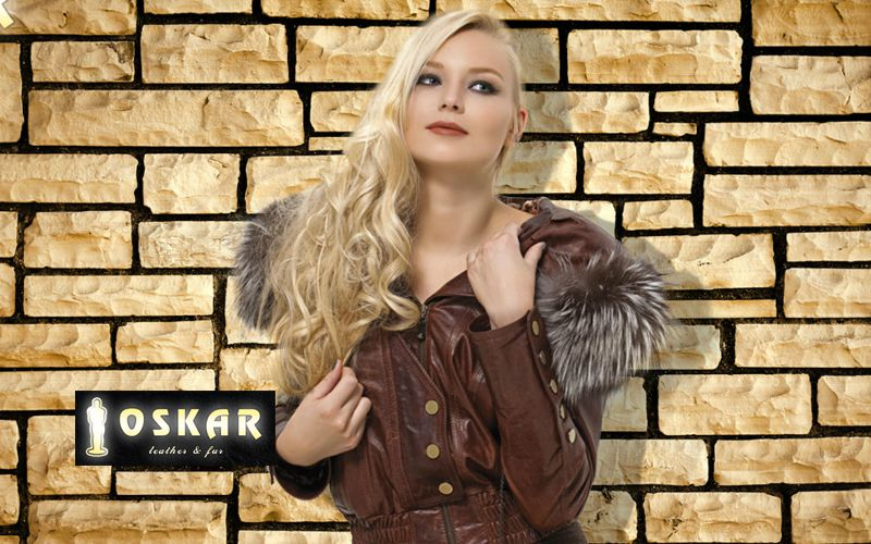OSKAR DERİ & KURK Ladies leather clothing