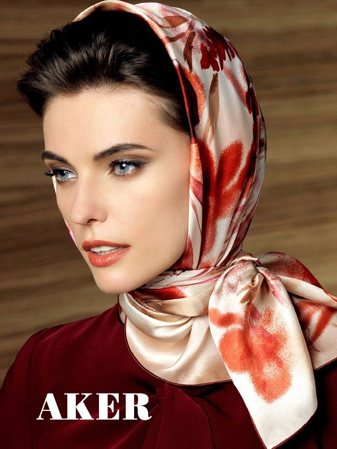 AKER SCARF Aker Scarf Collection 2013