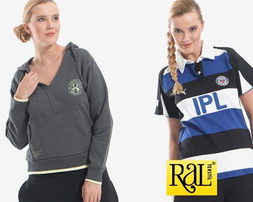 RAL TEKSTİL LTD.ŞTİ.  Sportwear 2012 Collection