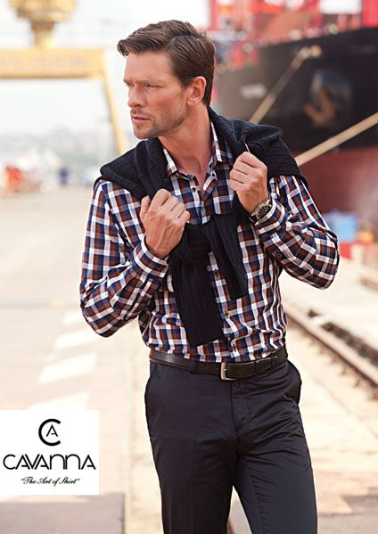 Cavanna Gülsen Tekstil  Cavanna Men Shirts Collection 2013