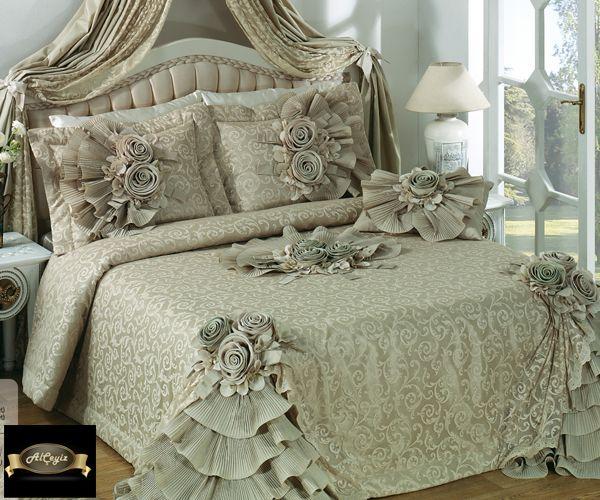 les couvre lit turque 2013 ALCEYIZ TEXTILE Collection 2013   Turkish Fashion.net les couvre lit turque 2013