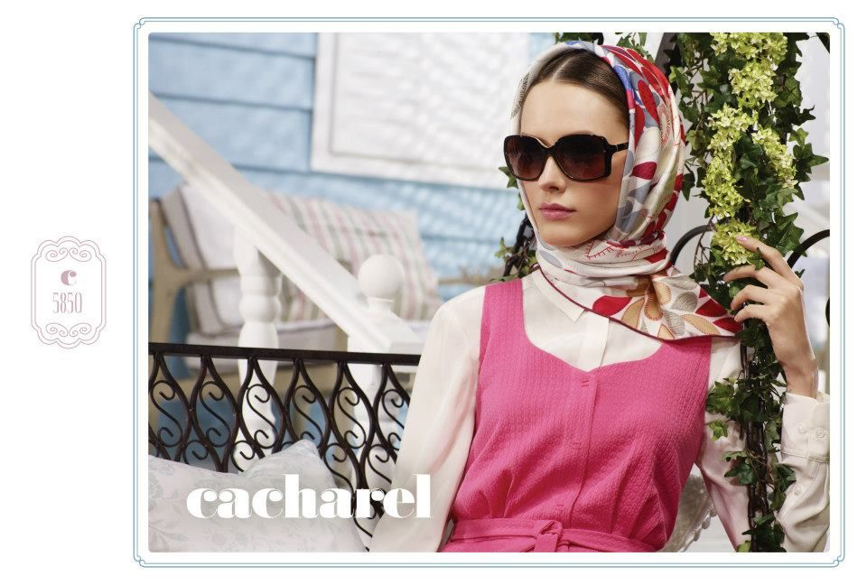AKER SCARF Collection Spring/Summer 2013