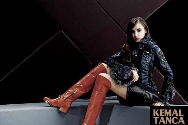 Kemal Tanca Shoes 2012-2013 Fall-Winter Collection