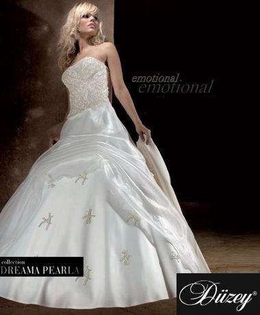 Dreama Pearla Wedding Dress Collection Duzey Wedding Dresses