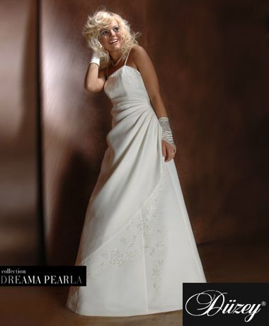 Dreama Pearla Wedding Dress Collection