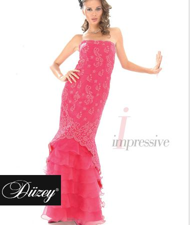 Aventura Prom Dress Collection  Duzey Wedding Dresses