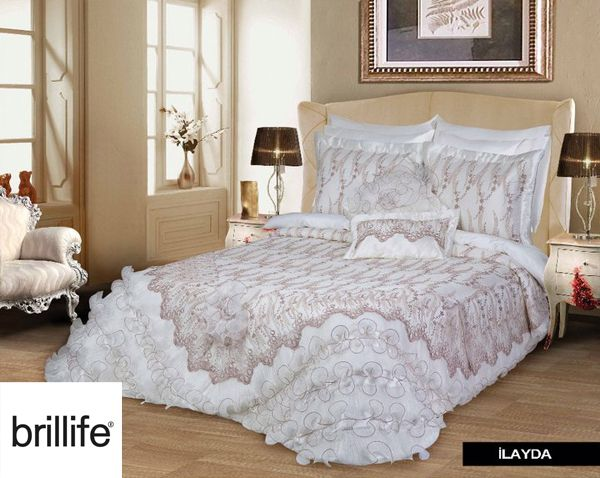 Brillife Bed Linen Collection 2011 Brillife - EYMES TEXTILE LTD.