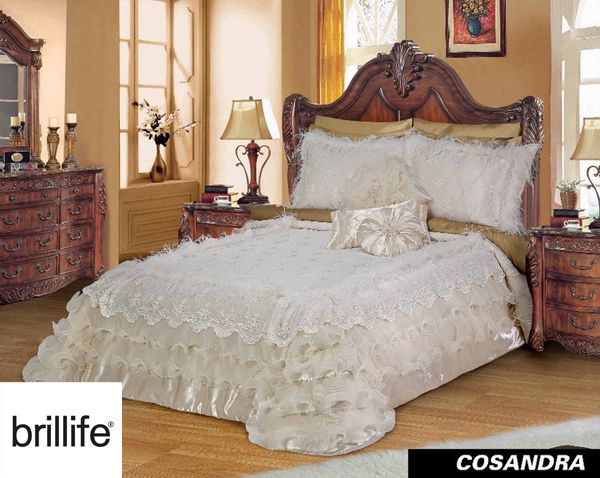 Brillife Bed Linen Collection 2011 | Brillife - EYMES TEXTILE LTD ...