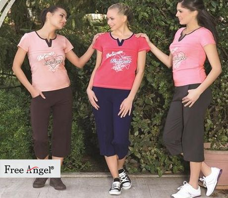2013 Free Angel Knitwear Collection SULE ONUR KNITWEAR TEXTILE LTD.