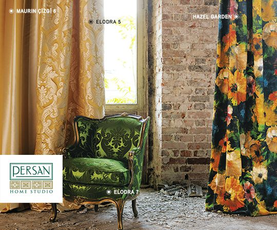 2013 Curtain Collection Persan Home Studio PERSAN TEXTILE INC.