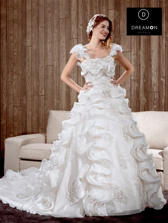 DREAMON 2013 PREMIUM COLLECTION DreamON Bridal Dresses