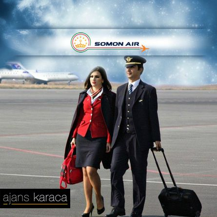 Airline Uniforms Collection KARAJA AGENCY AND TEXTILE LTD.