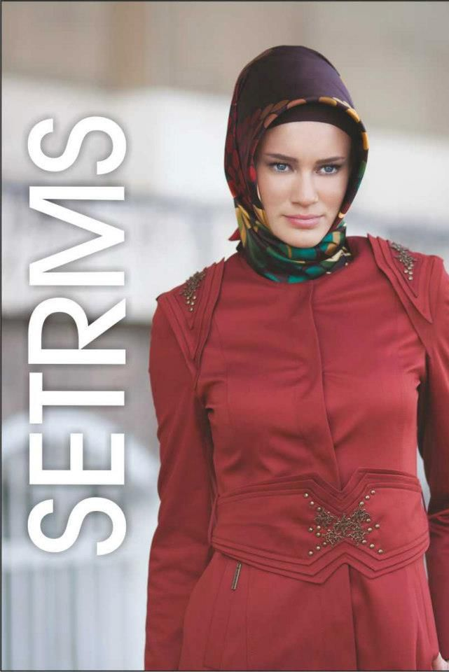 SETRMS | SETRE HIJAB APPAREL SETRMS 2013 WINTER WARDROBE COLLECTION