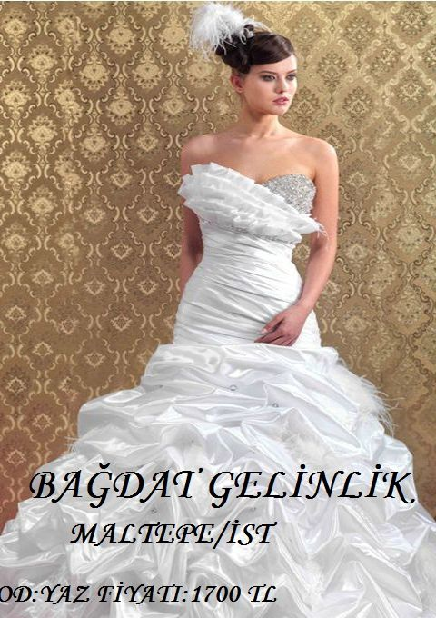 Baghdad Wedding Dresses Collection
