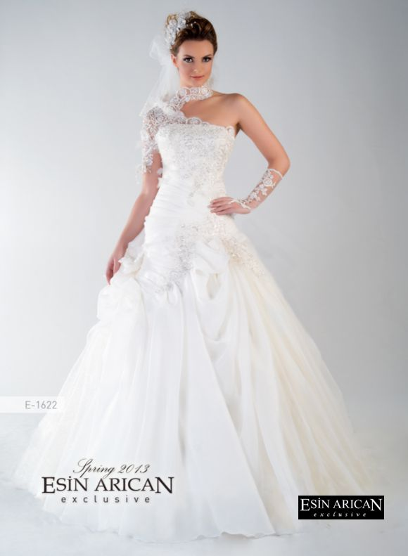 Esin Arican Wedding Dresses New Collection 2013 Esin Arıcan Haute Couture and Bridal