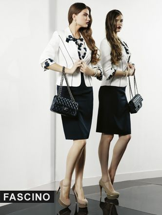 Fascino 2012 Spring Summer Collection FASCINO | EMİNE CLOTHING BOUTIQUE