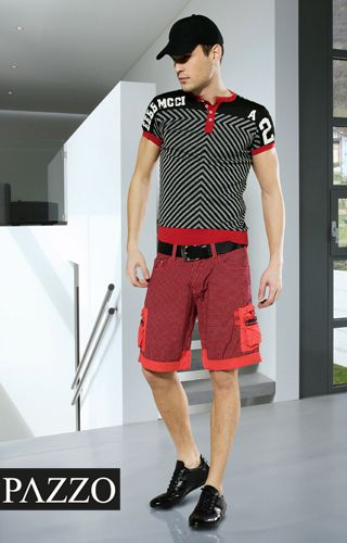 PAZZO FASHION & TEXTILE PAZZO FASHION 2013 Casual Collection