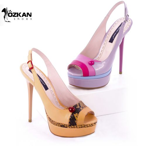 SECRET ZONE BY OZKAN SHOES COLLECTION 2013 OZKAN SHOES | ARIF OZKAN