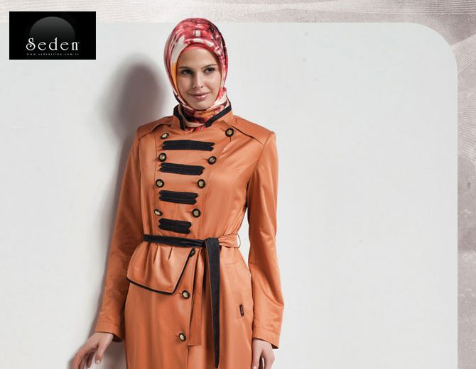 Seden Hijab Fashion Fall Winter 2013 Collection SEDEN KNITWEAR & HIJAB