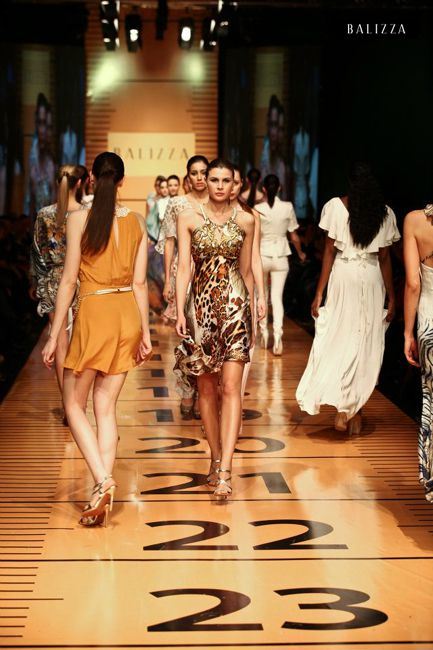 BALİZZA TEKS.GRP.İTH.İHR.TRZM. İNŞ.LTD.ŞTİ. Ankara Fashion Week Collection 2012