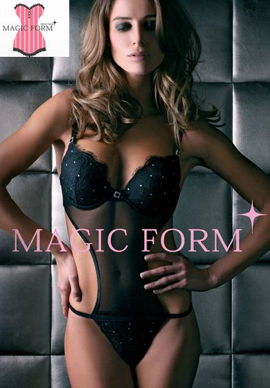 Sexy Underwear Collection MAGICFORM | GURMAY TEXTILE LTD.