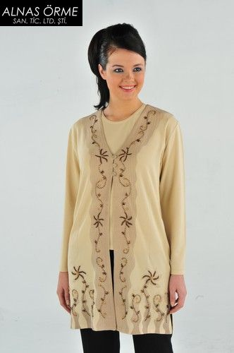 Cardigans and Tops Collection ALNAS KNITTING
