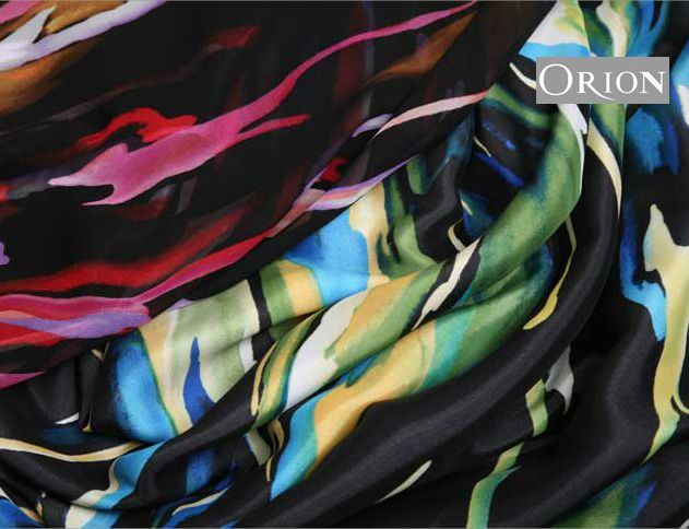 Fabrics Collection 2013 ORION TEXTILE