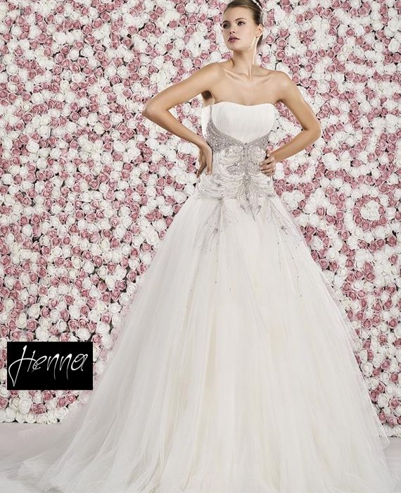Henna Bridal Dresses Collection 2013 Henna Wedding Dresses