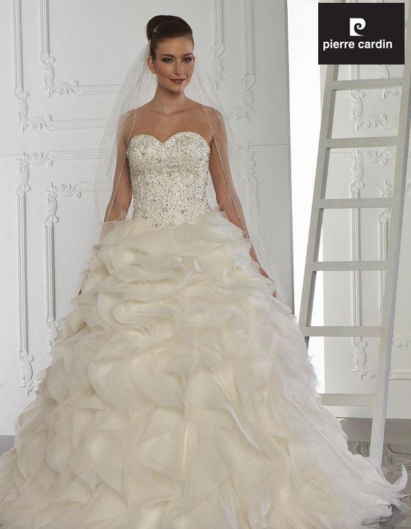 Pierre Cardin Bridal Dresses Pierre Cardin Wedding Dresses Collection 2013