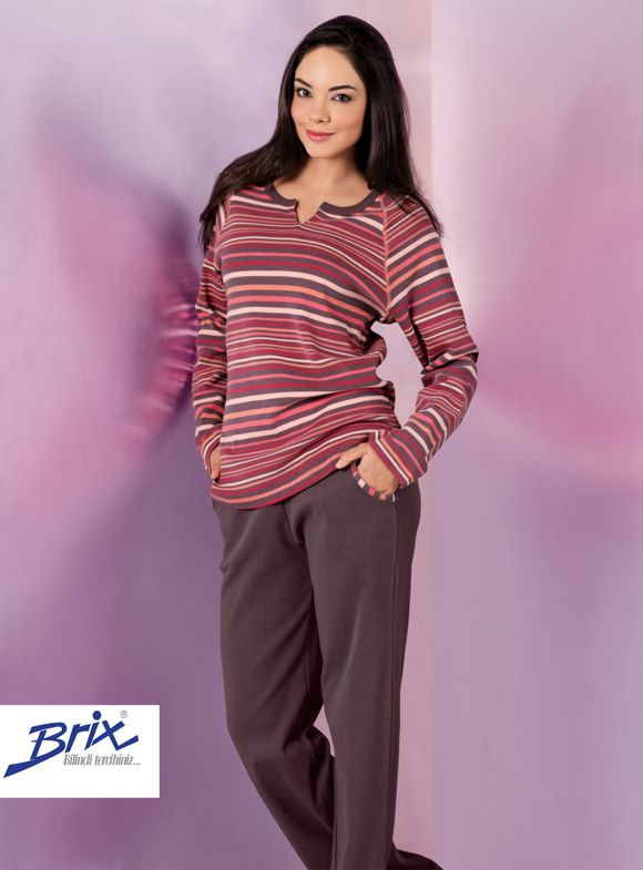 BRIX | UCDAL TEXTILE BRIX Sleepwear for Ladies Collection 2013