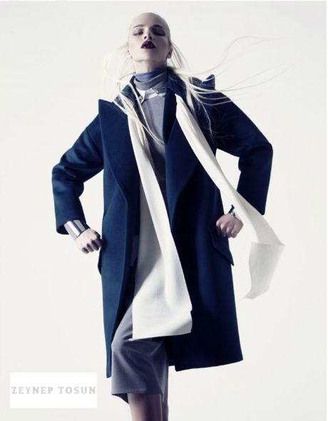 ZEYNEP TOSUN  Fall Winter 2012 Collection