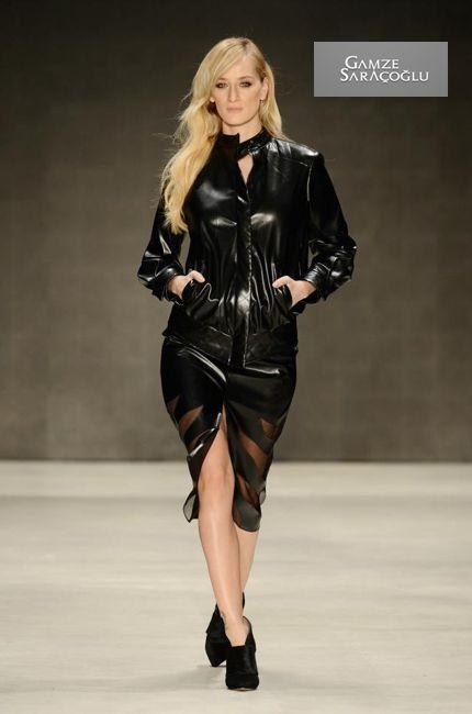 GAMZE SARACOGLU | Gamze Fashion  COLLECTION FALL WINTER SOLITUDE 2013-2014