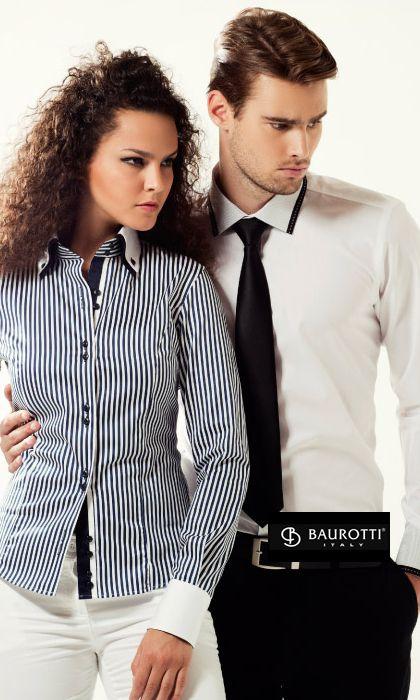 BAUROTTI | ENVER EVREN TEXTILE  Shirt Collection