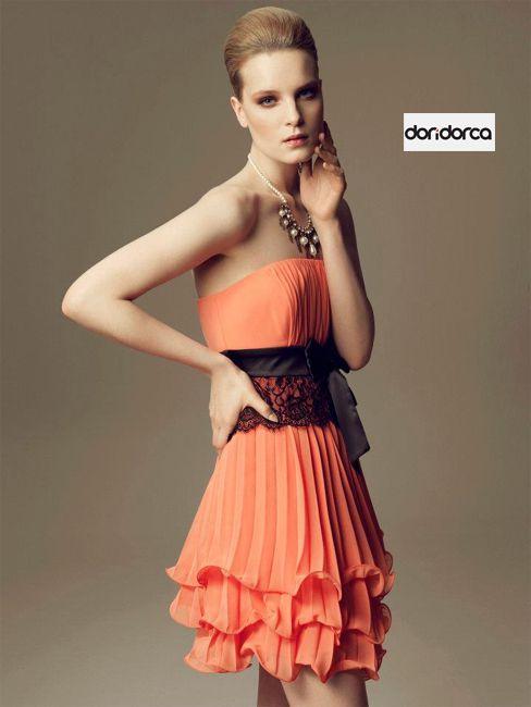 Doridorca | HISARLILAR TEXTILE  Dresses Collection 2013