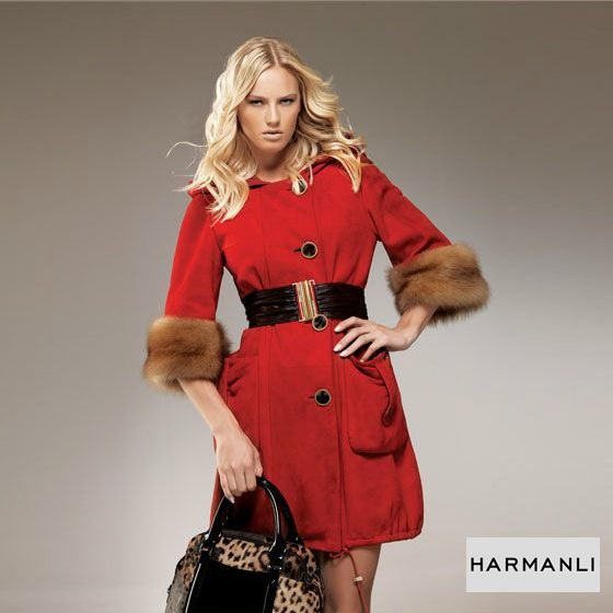 2009 COLLECTION HARMANLI LEATHER