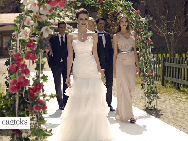 CAGTEKS WEDDING GOWNS AND EVENING DRESSES Collection