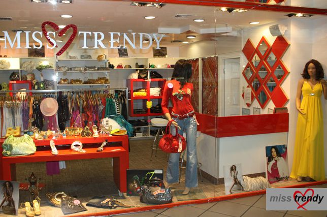 MISS TREND Collection MISS TREND Stores