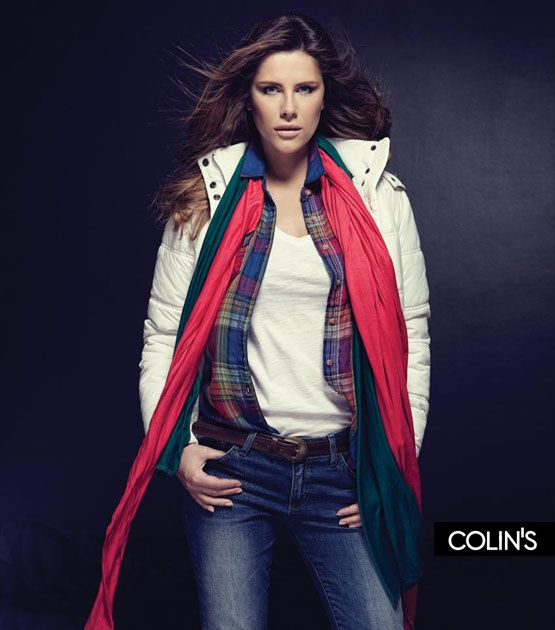 COLIN'S JEANS | EROGLU CLOTHING Collection  2012