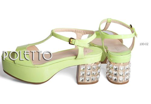 POLETTO FASHION 2013 POLETTO SHOES
