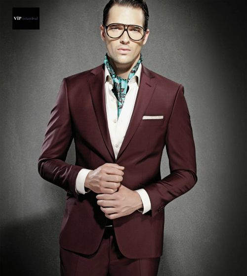 VIP ISTANBUL SUITS Collection  2013