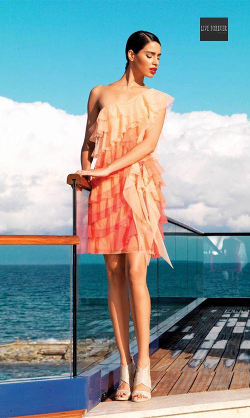 LIVE FOREVER | SEZGI ABIYE LIVE FOREVER FASHION 2012-2013