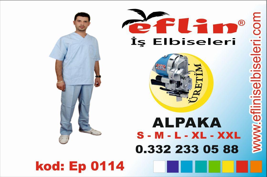EFLIN ELBISELERI Elfin Work Clothes Collection