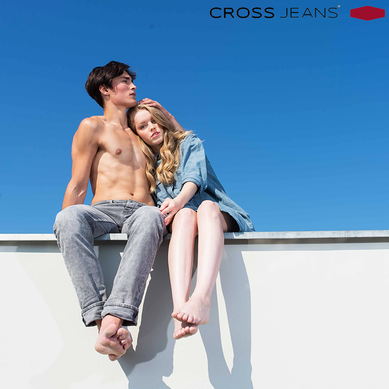 CROSS JEANS Collection Summer 2016