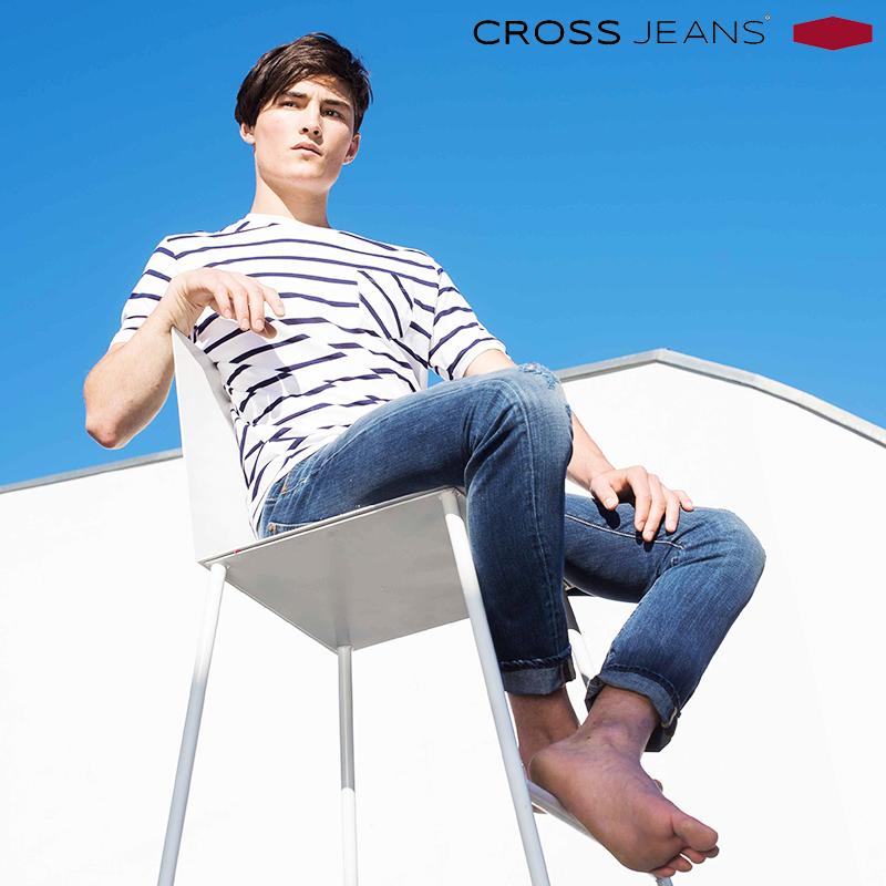 CROSS JEANS Kollektion Sommar 2016