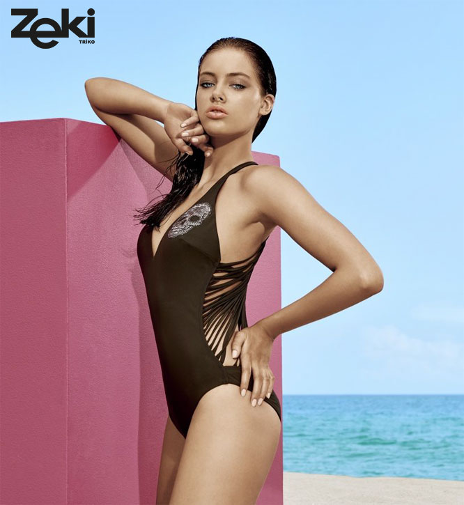 Zeki Triko Swimsuits