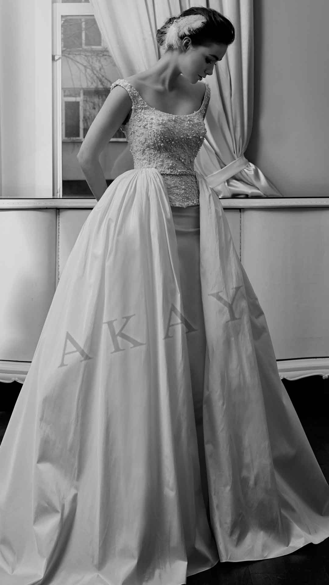 akay wedding dresses collection 2016 turkish fashionnet