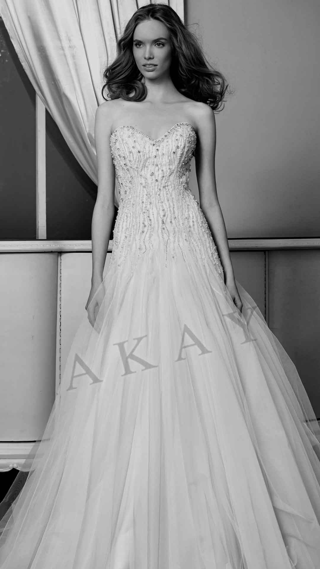 Akay Wedding Dresses Collection 2016 Turkish Fashion Net