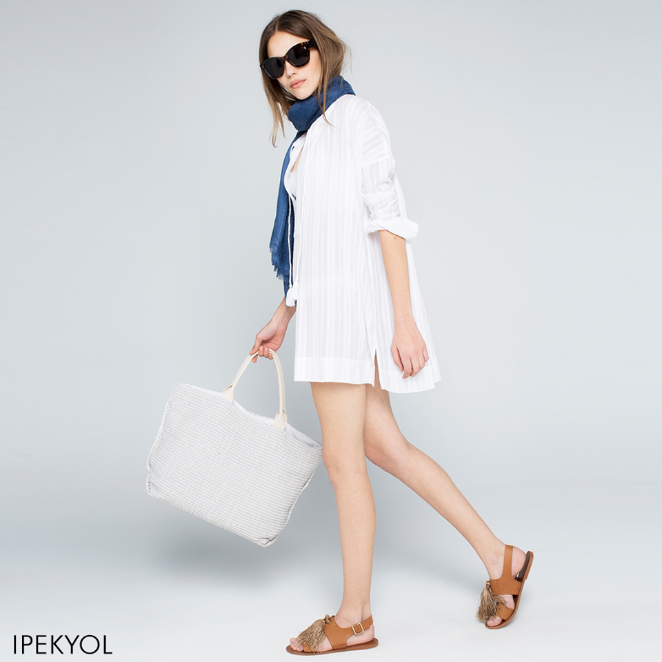IPEKYOL WOMENS' FASHION Collection Spring/Summer 2016